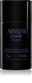 Armani Code Colonia deodorante stick per uomo