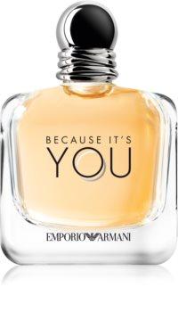 Armani Emporio Because It's You eau de parfum pour femme