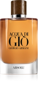 Armani Acqua di Giò Absolu Eau de Parfum per uomo