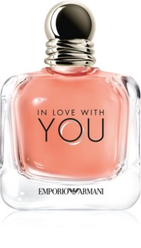 Armani Emporio In Love With You Eau de Parfum voor Vrouwen