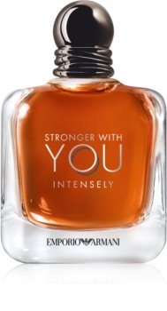 Armani Emporio Stronger With You Intensely eau de parfum para homens