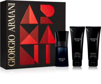 Armani Code Gift Set XV. for Men