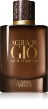 Acqua di Giò Absolu Instinct Giorgio Armani for men