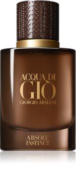 Armani Acqua di Giò Absolu Instinct eau de parfum per uomo