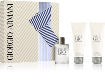 Armani Acqua di Giò Pour Homme Gift Set II. for Men