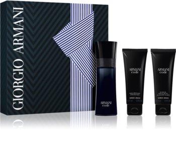 Armani Code Gift Set I. for Men