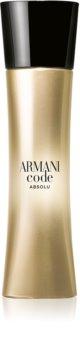 Armani Code Absolu parfumovaná voda pre ženy