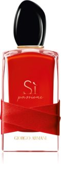 Armani Sì  Passione Red Maestro eau de parfum hölgyeknek