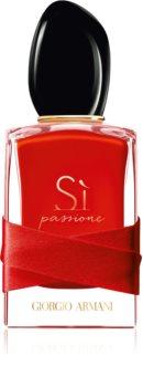 Armani Sì Passione Red Maestro woda perfumowana dla kobiet