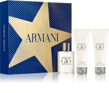 Armani Acqua di Gio Pour Homme coffret cadeau l. pour homme