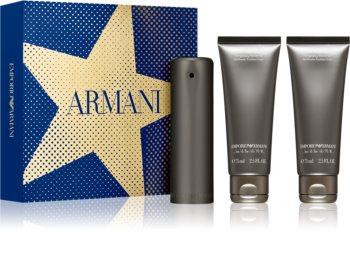 Armani Emporio He Gift Set II.I. for Men