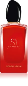 Armani Sì Passione Intense Eau de Parfum hölgyeknek