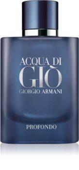 Armani Acqua di Giò Profondo парфумована вода для чоловіків