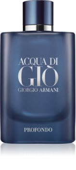 Armani Acqua di Giò Profondo eau de parfum uraknak