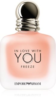 Armani Emporio In Love With You Freeze парфюмна вода за жени