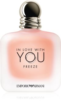 Armani Emporio In Love With You Freeze Eau de Parfum Naisille