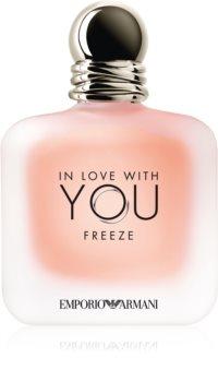Armani Emporio In Love With You Freeze eau de parfum pentru femei