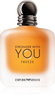 Armani Emporio Stronger With You Freeze woda toaletowa dla mężczyzn