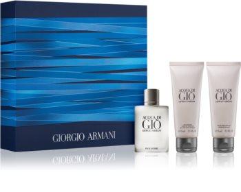 Armani Acqua di Giò Pour Homme подарунковий набір для чоловіків