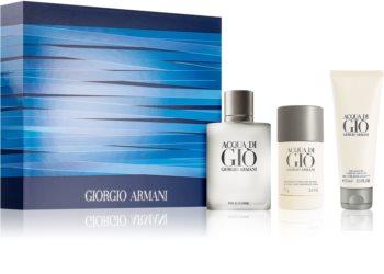 Armani Acqua di Giò Pour Homme darčeková sada II. pre mužov