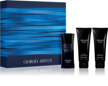 Armani Code lote de regalo lV. para hombre