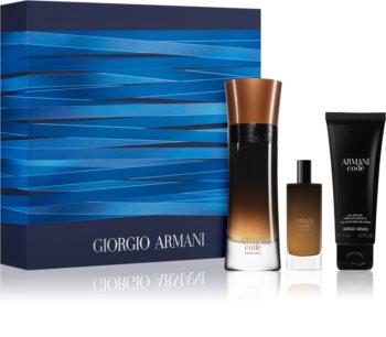 Armani Code Profumo set cadou lll. pentru bărbați