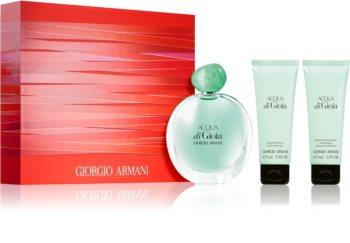 Armani Acqua di Gioia set cadou Il. pentru femei