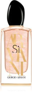 Armani Sì Nacre Edition Eau de Parfum limitált kiadás hölgyeknek