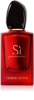 Armani Sì Passione Eau de Parfum limitierte Ausgabe für Damen