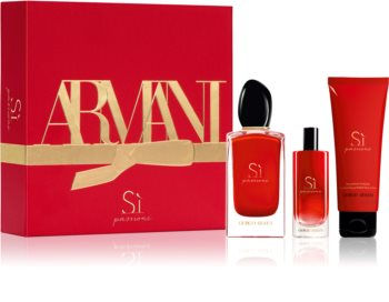 Armani Sì Passione подарунковий набір II. для жінок