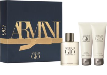 Armani Acqua di Giò Pour Homme Geschenkset XXII. für Herren