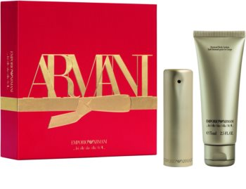 Armani Emporio Armani set cadou