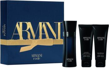Armani Code Geschenkset I. für Herren