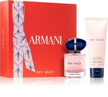 Armani My Way set cadou