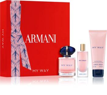 Armani My Way poklon set