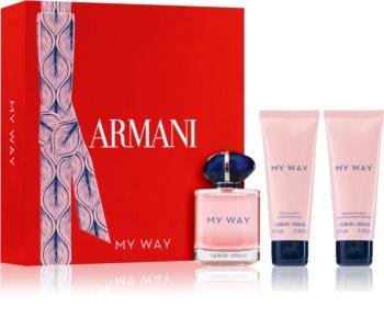Armani My Way zestaw upominkowy