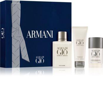 Armani Acqua di Giò Pour Homme darilni set za moške