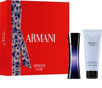 Armani Code Lahjasetti VI. Naisille