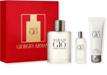 Armani Acqua di Giò Pour Homme set cadou pentru bărbați