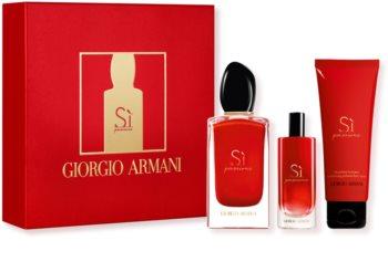 Armani Sì Passione poklon set