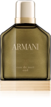 Armani Eau de Nuit Oud Eau de Parfum Miehille