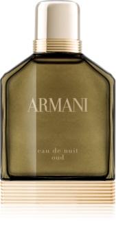 Armani Eau de Nuit Oud Eau de Parfum για άντρες