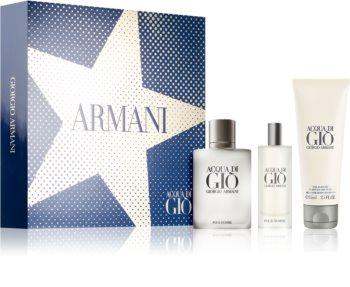 Armani Acqua di Giò Pour Homme Geschenkset Ill. für Herren