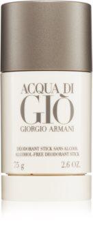 Armani Acqua di Giò Pour Homme deodorante stick per uomo