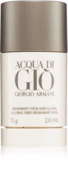 Armani Acqua di Giò Pour Homme stift dezodor uraknak