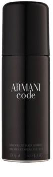 Armani Code Deodoranttisuihke Miehille