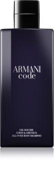 Armani Code sprchový gél pre mužov