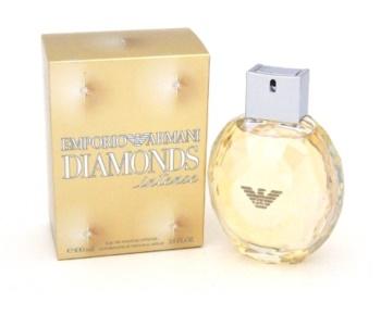 Armani Emporio Diamonds Intense eau de parfum pentru femei 100 ml