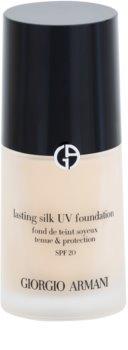 Armani Lasting Silk UV podkład o przedłużonej trwałości SPF 20