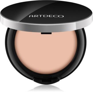 Artdeco Double Finish kremni kompaktni make-up